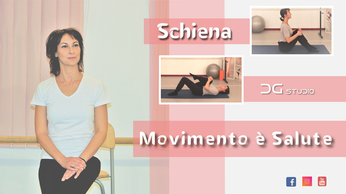 Canale youtube DGstudio - ginnastica posturale